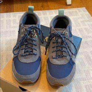 """Teva Highside """"84 Mid Dark Grey Sneakers"""